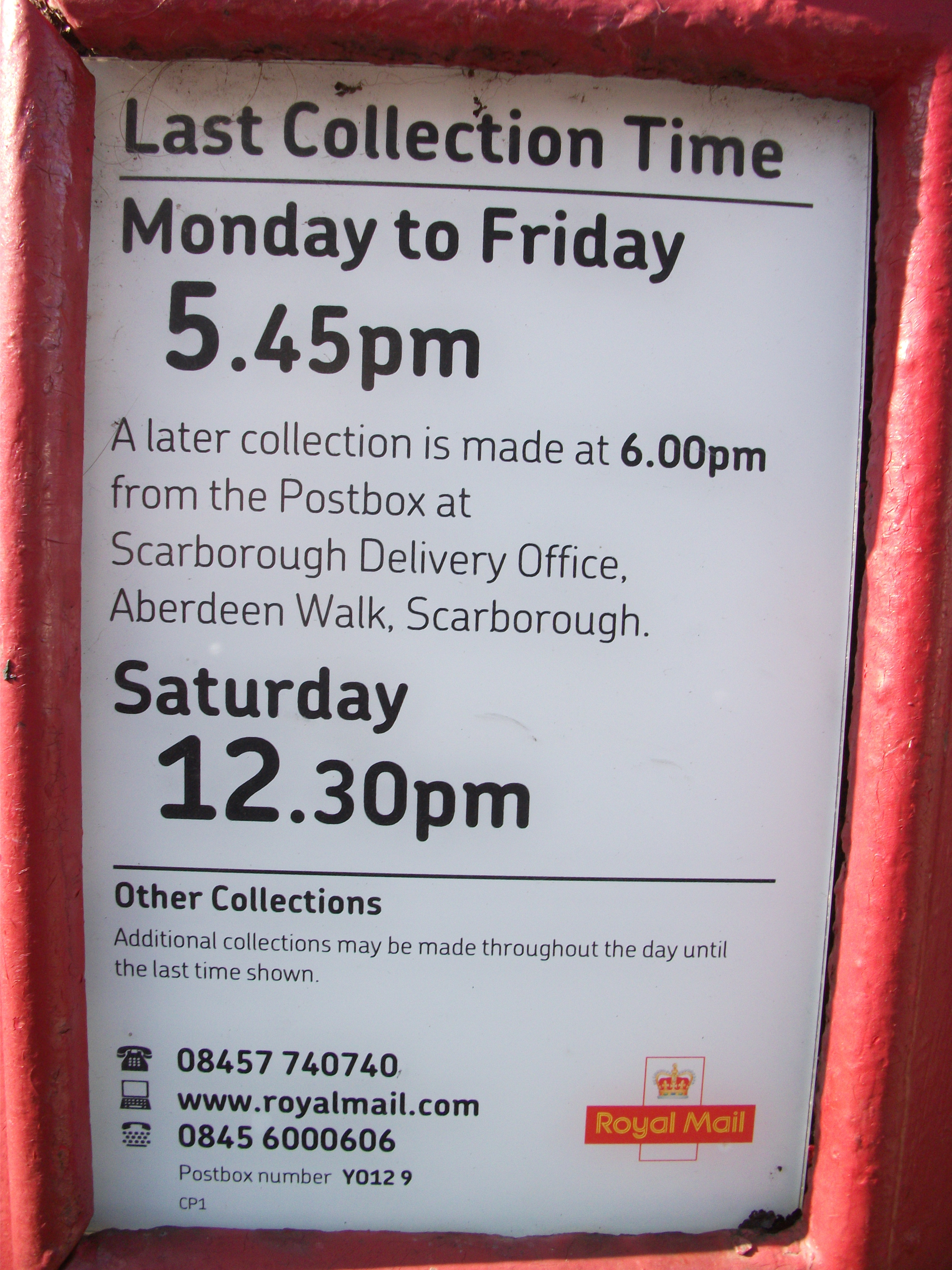 Edward Viii Post Boxes Are Rare We Just Know Where To
