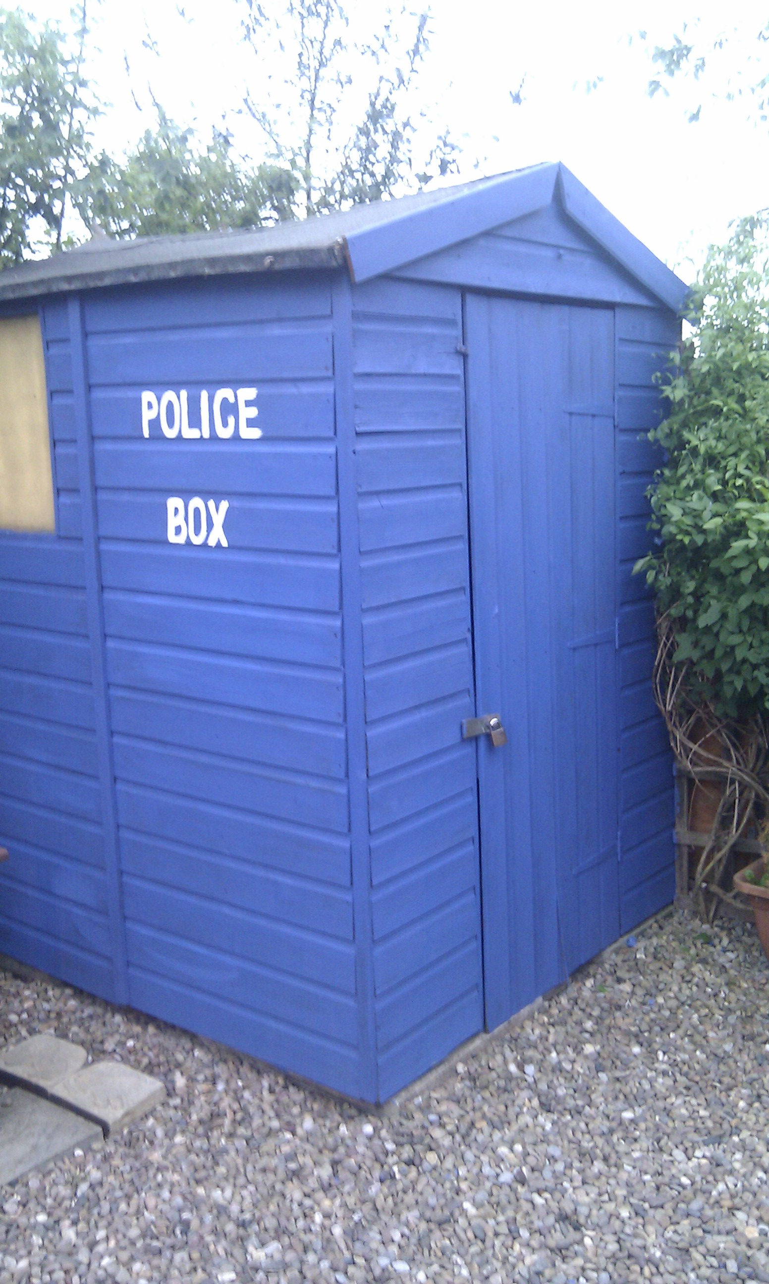 van dhon guide garden shed for sale edinburgh
