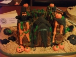 Spiced Pumpkin Haunted Castle