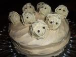 Pumpkin 'Mummy' Cake