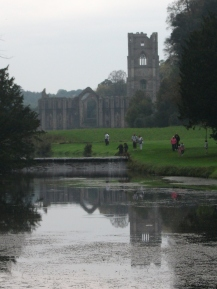 Fountains Abbey and Studley Royal Water Gardens
