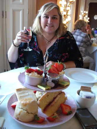 Birthday Afternoon Tea at Osborne House