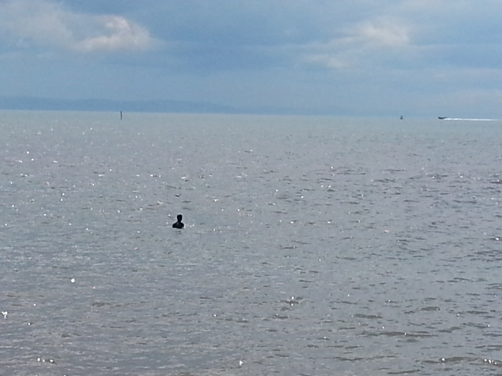 Anthony Gormley's Another Place, Crosby (1)