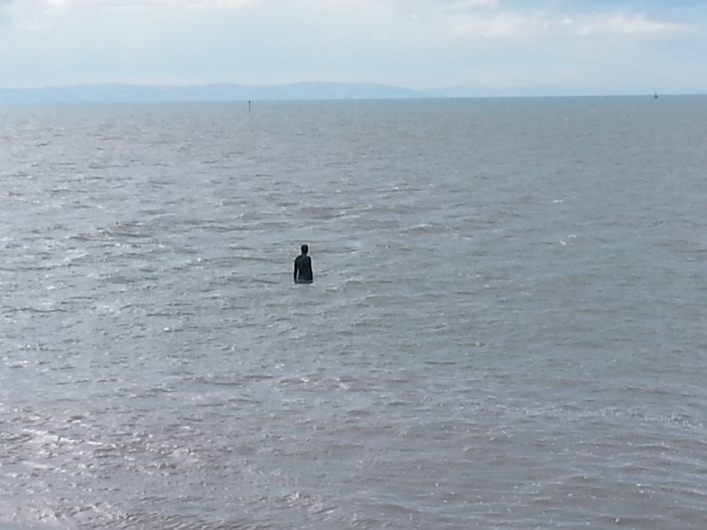 Anthony Gormley's Another Place, Crosby (4)