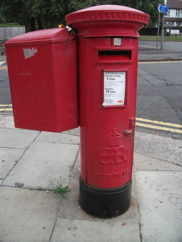 EVIII post box L18 734 Liverpool July 2013 (1)