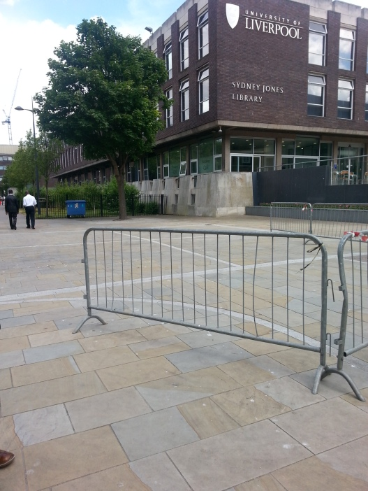 Missing Penfold Abercromby Square & Chatham Street, Liverpool July 2013 (2)