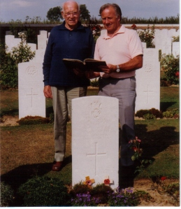 Ernest and Gordon Longfield 1989