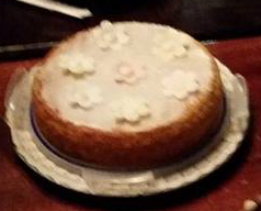 ferns cake