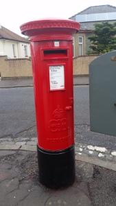 EVIII Post Box KA7 100