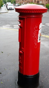 EVIII POST BOX G42 896