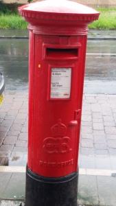 EVIII POST BOX G42 113