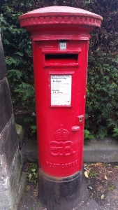 EVIII post box KY12 5