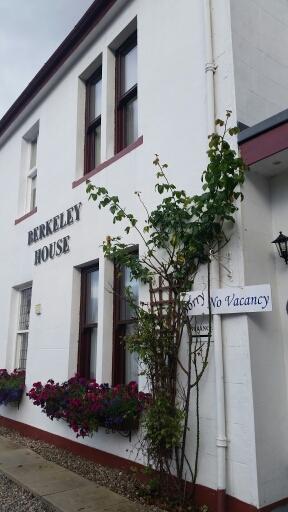 Berkeley House Fort William Scotland Humbugshouse