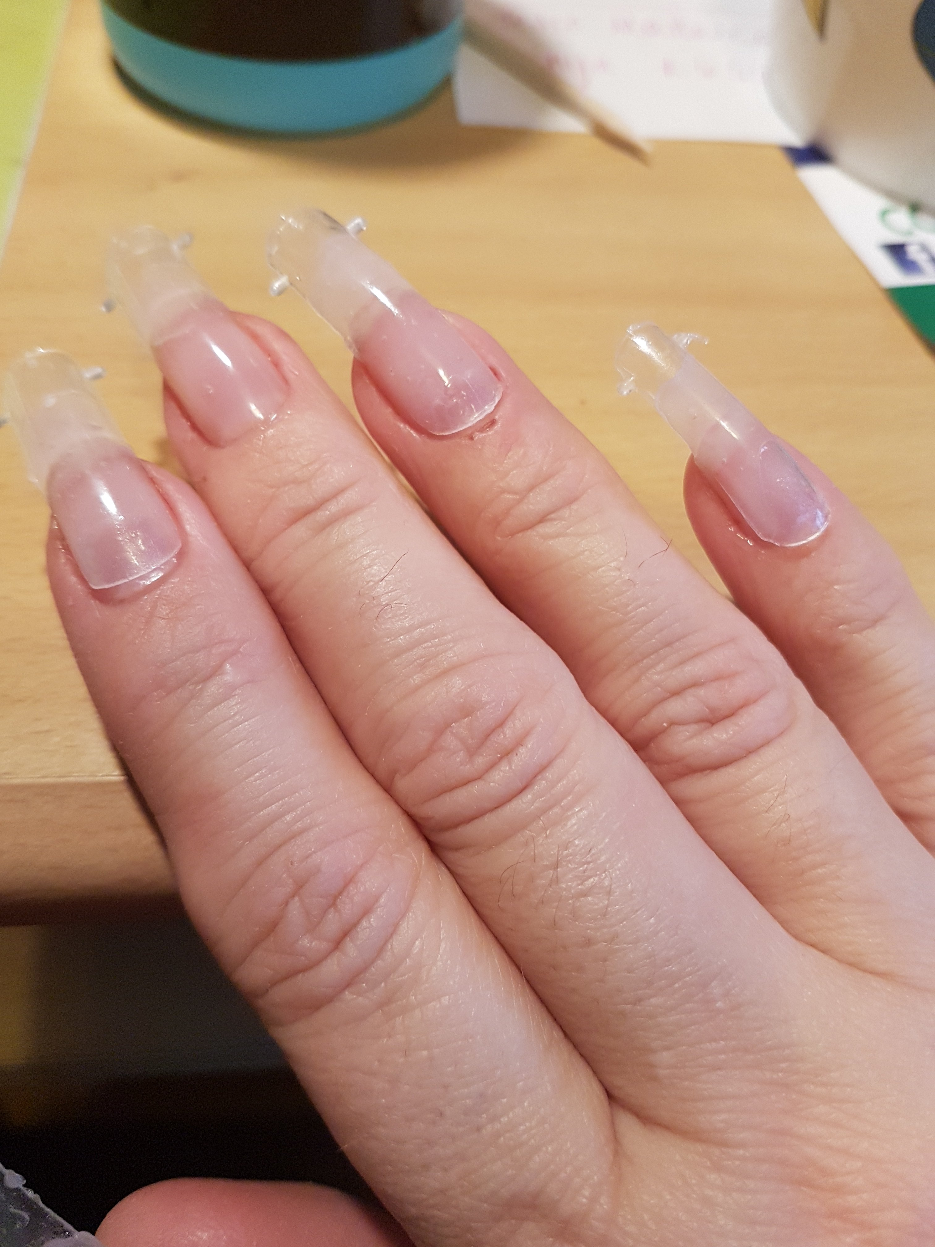 Bluesky Gum Gel For Nail Extensions – humbugshouse